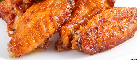 Foto Chicken wings zoet 10 stuks Menu